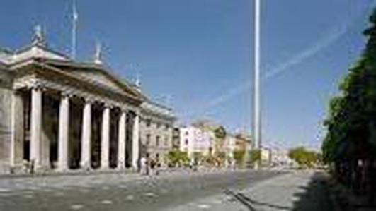Dublin's Spire