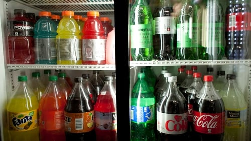 Sugar-sweetened drinks appeared to have an effect on the body unrelated to obesity