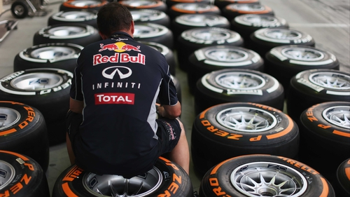 Pirelli have held their hands up over last week's blowouts