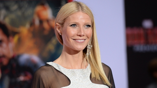 Paltrow for online series Second Chances