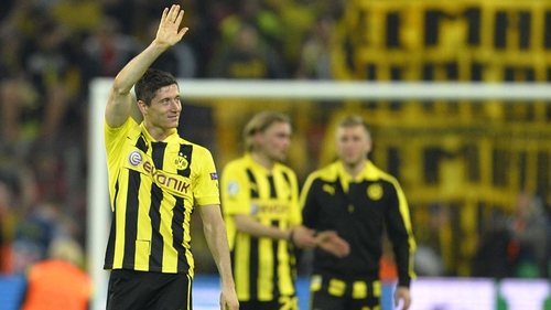 Could Robert Lewandowski be waving goodbye to the Westfalenstadion faithful this summer?