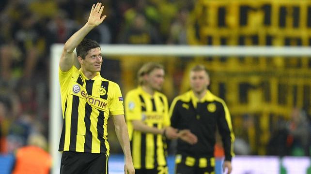 Could Robert Lewandowski be waving goodbye to the Westfalenstadion faithful this summer?