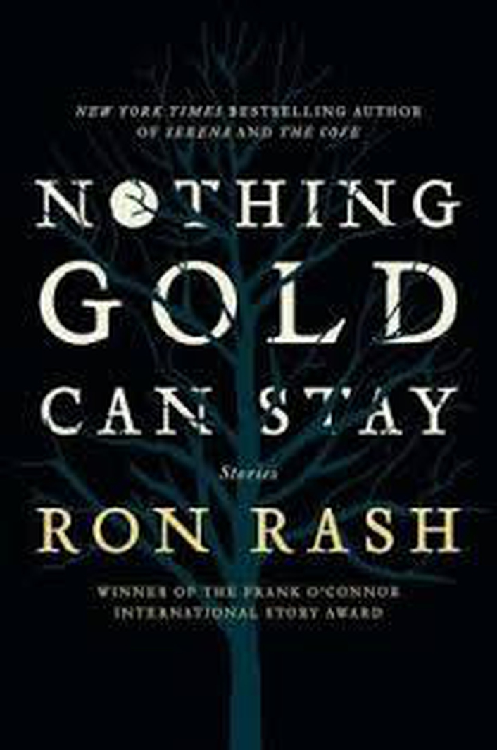 Author Ron Rash