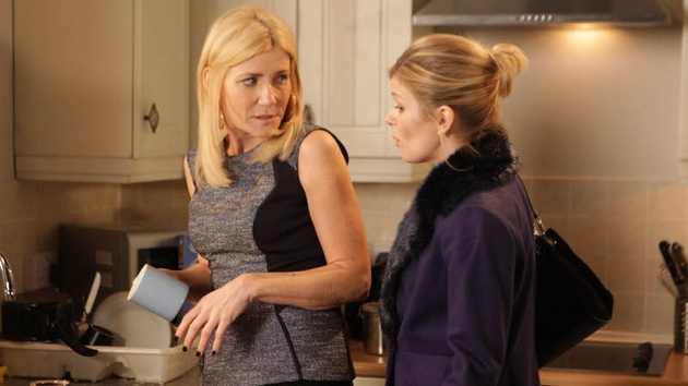 Leanne lets Stella know how she feels about Karl