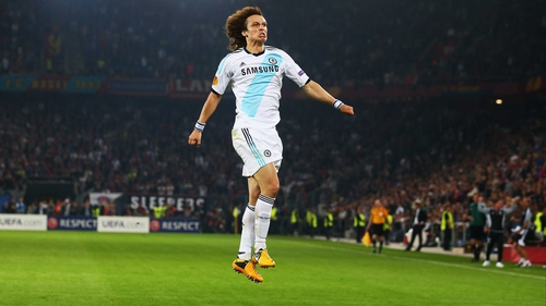 David Luiz will play for PSG next season