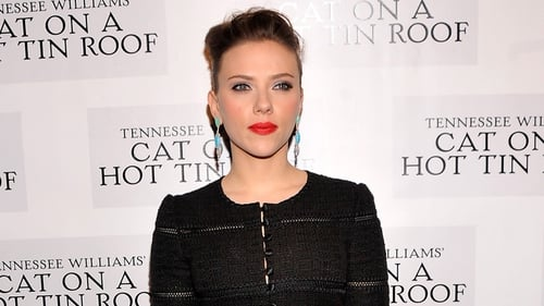 Scarlett Johansson has joined the cast of Spike Jonze's last film.