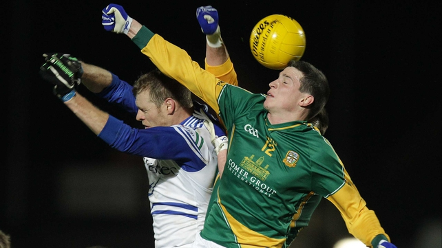 Meath and Monaghan meet in Croke Park at 7pm