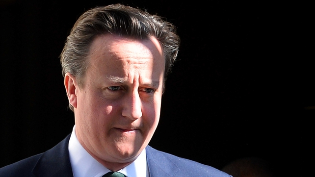 British Prime Minister David Cameron has said the decision is up to the FA