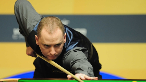 Graham Dott may have to change his shoes according to Ken Doherty