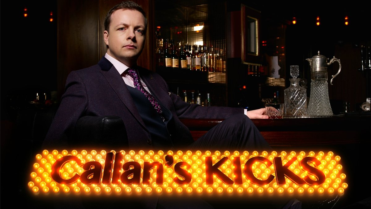 Callan's Kicks Friday 25 October 2013