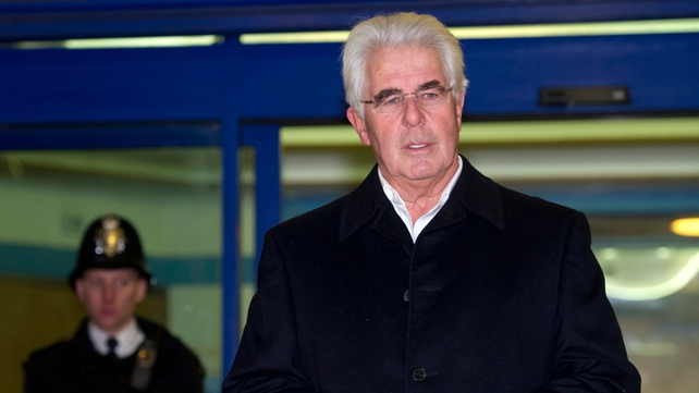 Max Clifford will appear at Westminster Magistrates' Court on 28 May
