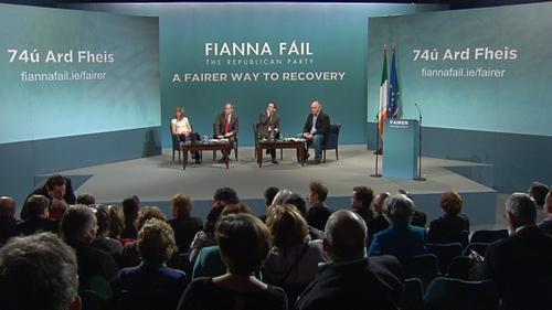Fianna Fáil members will gather in Killarney, Co Kerry, next weekend