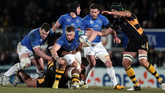 Leinster are looking for a Cup double this season to make up for their Heineken Cup disappointment