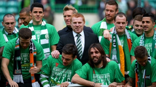 Neil Lennon's Celtic have won the last two Scottish titles
