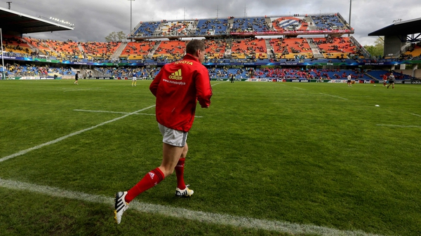 Ronan O'Gara: 'I'd be flattered with something like that. Munster is a great team but I'm just eight months into a two-year deal in Racing Metro'