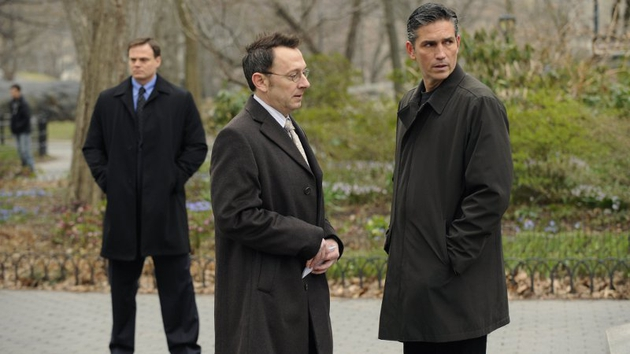 Michael Emerson and Jim Caviezel form a great double-act in Person of Interest