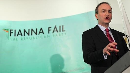 Seán Ó Fearghaíl, Fianna Fáil.
