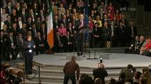 Micheál Martin's speech at the Fianna Fáil Ard Fheis