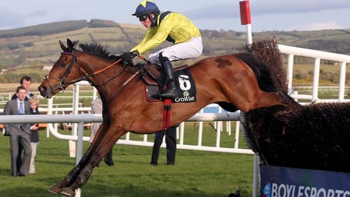 Mount Benbulben had a terrific end to the season, winning a Grade 1 Champion Novice at Punchestown