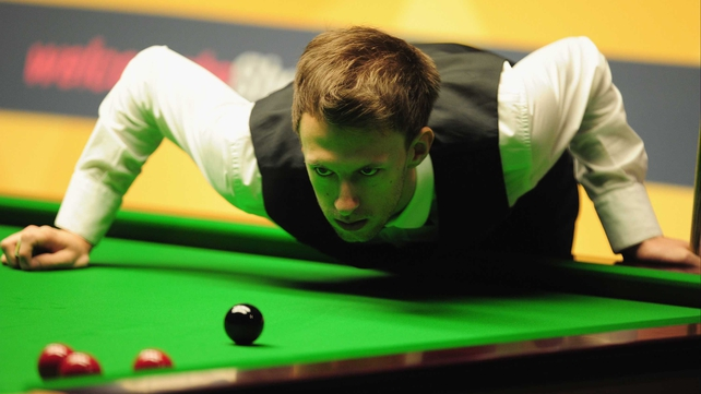 Judd Trump trailed 8-4 at one stage in his quarter-final clash against Shaun Murphy