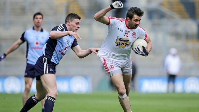 Dublin edged out Tyrone to claim the Division 1 title