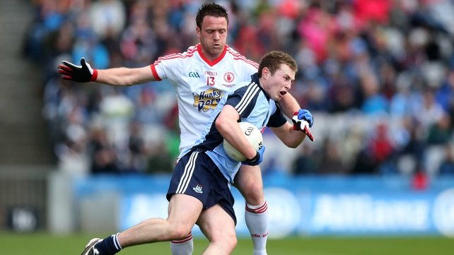 Jack McCaffrey makes his maiden Championship appearance at Croke Park on Saturday