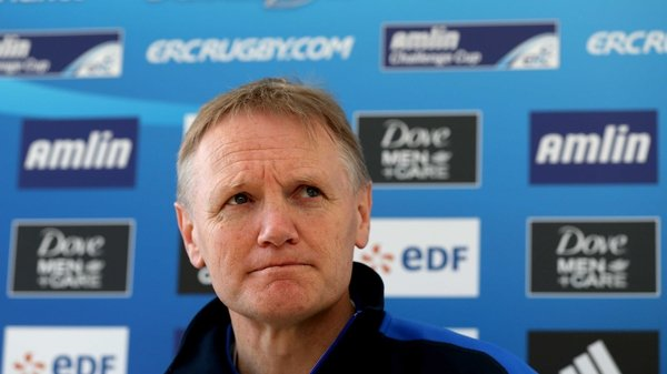 Joe Schmidt will take the Ireland job at the end of the current season