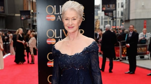 "Helen Mirren has said that the movie industry are forgetting ""huge audiences"" of people"