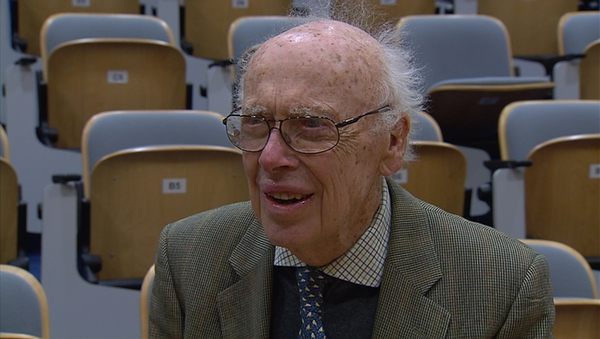 Dr James Watson said it is very important to make science appealing to young people