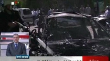 Syrian prime minister survives car bomb attack