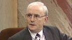 Jimmy Magee on The Late Late Show in 1989.