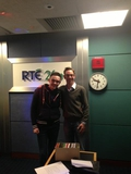 The Voice of Ireland Winner  Keith Hanley