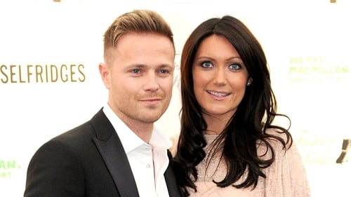 Nicky with wife Georgina