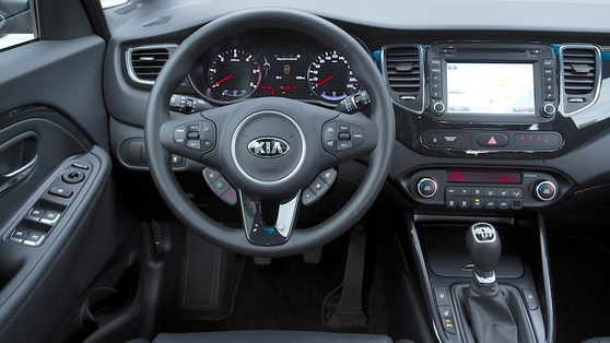 The steering is very light