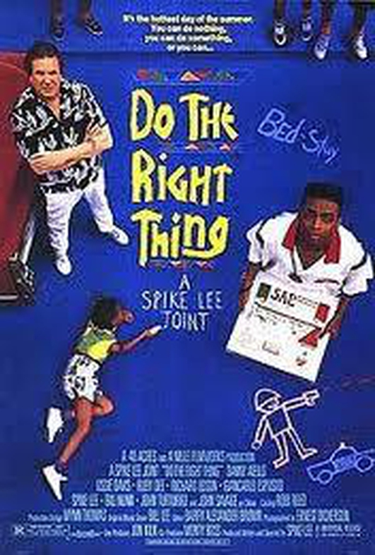 Classic Movie - Do The Right Thing