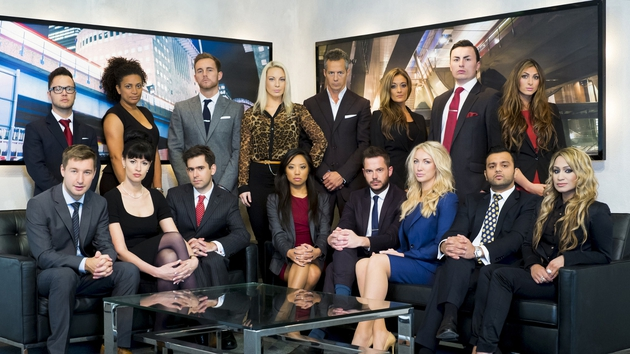The Apprentice - Sixth candidate fired