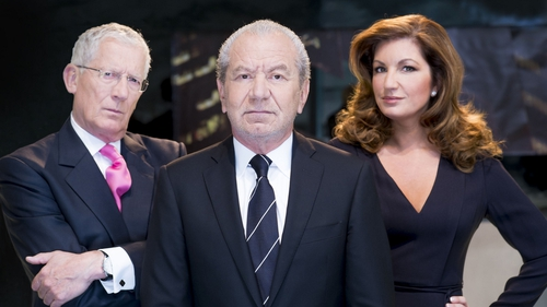 The Apprentice - BBC One tonight, Wednesday June 12, at 9:00pm