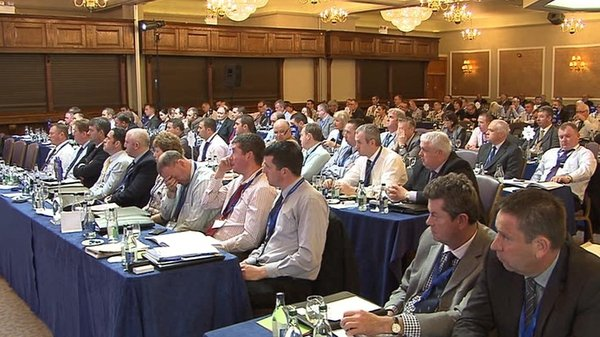 The GRA is holding its annual conference in Co Mayo
