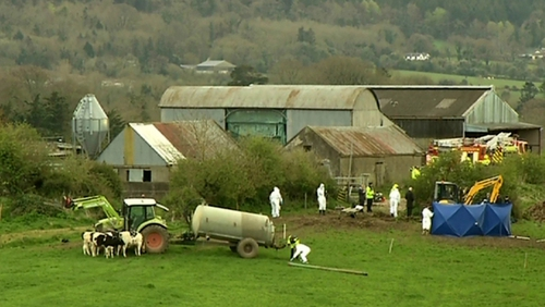 The body was found in the Fawnagown area between Tipperary and Bansha