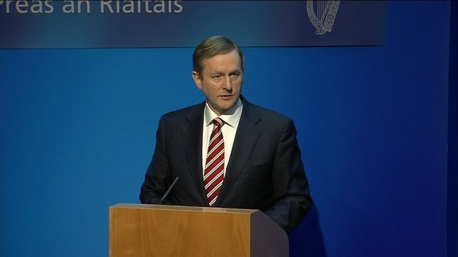 The Taoiseach said that the agreed bill would bring certainty to pregnant women and legal clarity to doctors