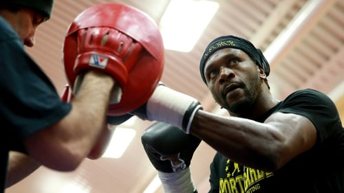 "Audley Harrison: ""My dream to be a legitimate world champion will be unrealised."""