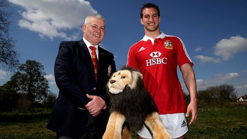 Warren Gatland - good balance, but potential problems in the scrum and at out-half could undermine the Lions