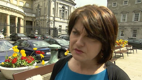 Fidelma Healy Eames said she would not support the Bill