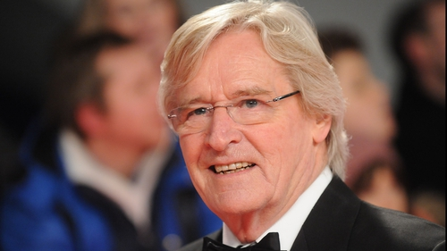Bill Roache was visited by police at his Cheshire home this morning