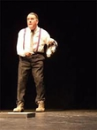 Theatre - Mikel Murfi's 'The Man in the Woman's Shoes'
