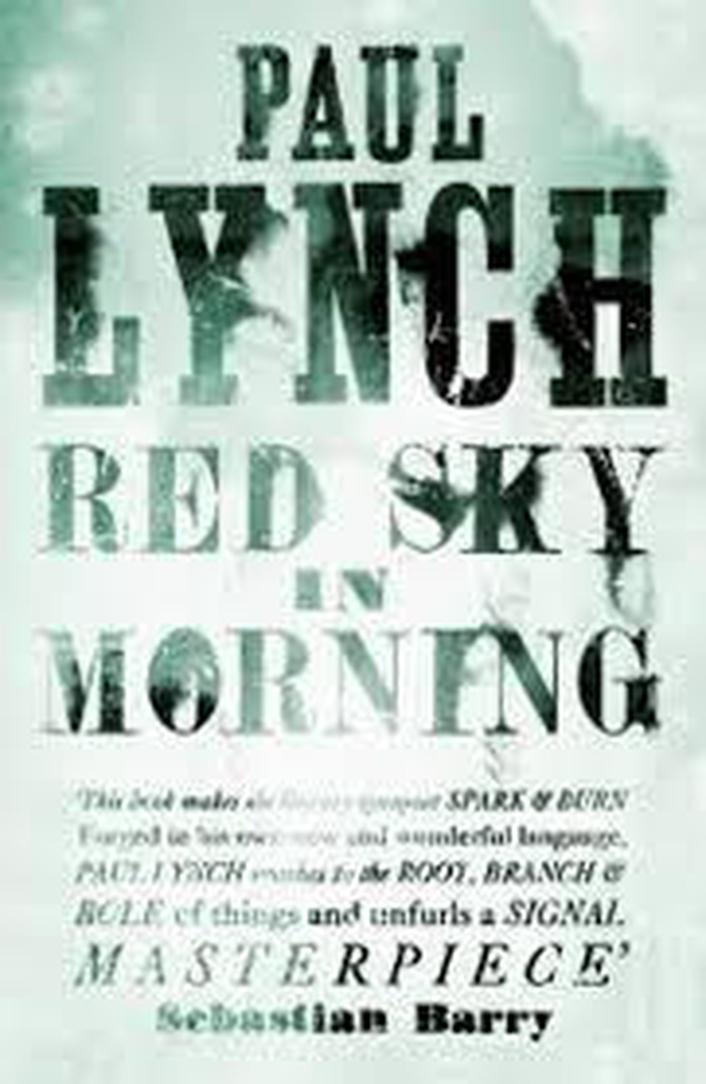 Author Paul Lynch