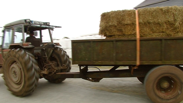 The IFA fund will pay for the shipment of more than 3,000 tonnes of fodder