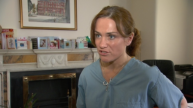 Dr Rhona Mahony said she had been personally vilified over the last few days