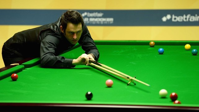 Ronnie O'Sullivan insisted his return to the game was a reluctant one