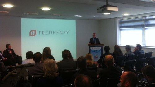 FeedHenry said it plans to create 100 jobs over the next two years